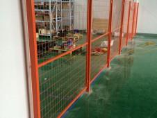 南京车间防护护栏网